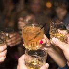 Temptation #1: Alcohol