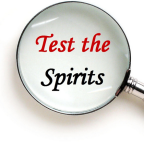 "Test the ""spirit"" NOT the person"